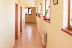 Коридор за стаите на 2-ри етаж
