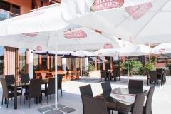 Ресторант на открито